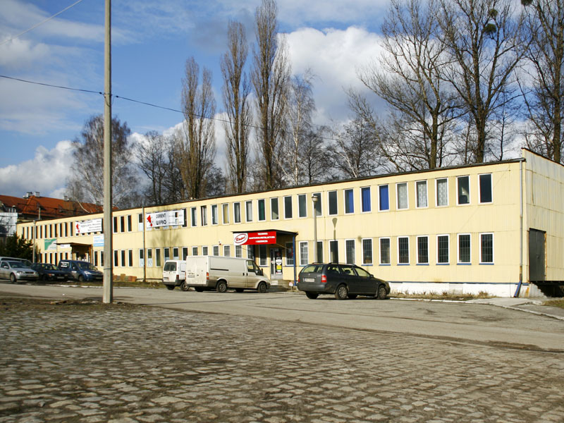 Gliwice ul. Chorzowska 52